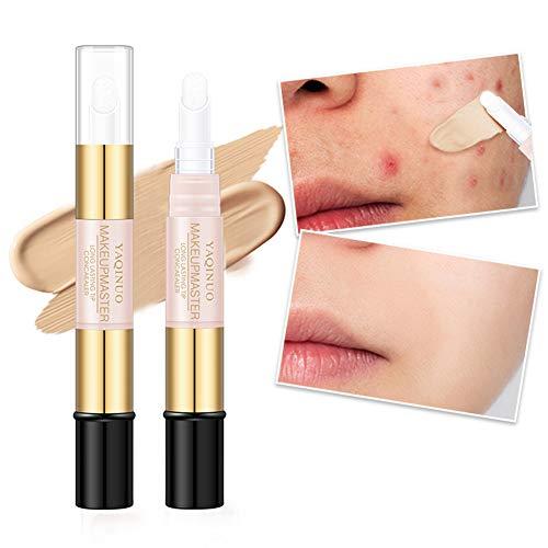 Ofanyia Stick correcteur hydratant Couvrir fortement les taches de rousseur Cicatrices de sang Même stylo correcteur de couleur de peau