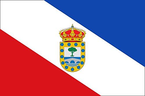 magFlags Bandera Large Municipio de Valdemaqueda | Bandera Paisaje | 1.35m² | 90x150cm