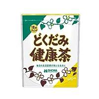 【3個セット】【昭和製薬】18種どくだみ健康茶 (4g×30包)×3個セット