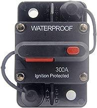 300 amp dc circuit breaker