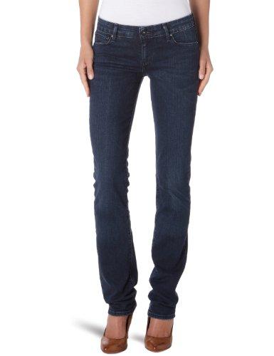 Levi's® Damen Jeans Demi Curve Straight, normale Leibhöhe, 05700, Blau (0290/Indigo Love) Gr. 27/34