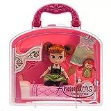 ディズニー (Disney) アニメーター ミニ コレクション アナ ドール 2020 / Disney Animators' Collection Anna Mini Doll Play Set [並行輸入品]