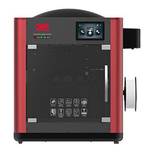 XYZprinting da Vinci couleur AiO avec 3D Scanner (PartPro200 xTCS)
