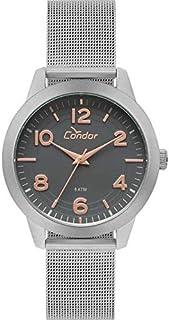 Relógio Feminino Condor Analógico Co2036Kup/3C Prata