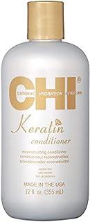 CHI Keratin Reconstructing Unisex All Hair Conditioner, 355 ml