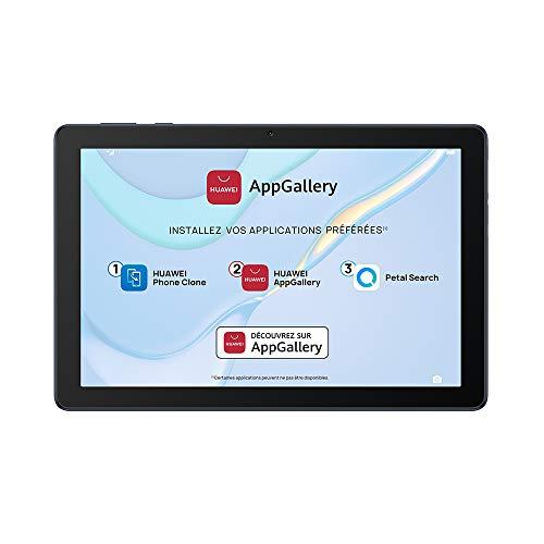 "HUAWEI MatePad T 10 Wi-Fi Tablette, Ecran HD de 9.7"", processeur Kirin 710A, 2Go RAM, 32Go ROM, double haut-parleur, EMUI 10.1 & AppGallery, Deepsea Blue"