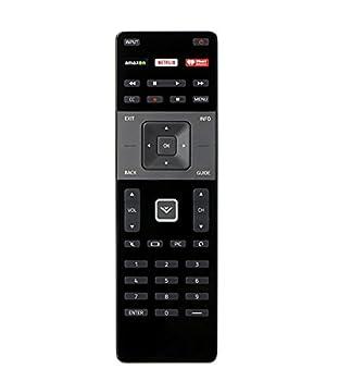 New XRT122 Remote for Vizio TV D43f-E2 D32f-E1 D39f-E1 D43f-E1 D48f-E0 D50f-E1 D55f-E0 D55f-E2 E40C2 E65x-C2 E55-C2 D48-D0 E55-C1 E550i-B2 E241i-B1 D40U-D1 E60-C3 D70-D3 D43-D2 D28H-D1 D32H-D1