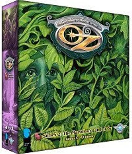 Card Game of Oz Series 2  Marvelous Land of Oz by Game Salute