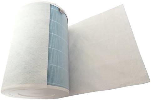 YanBan 10 Piezas de Repuesto HEPA® Antibacteriano algodón Antipolvo para purificador de Aire Xiaomi 2/1 / Filtro de Aire Acondicionado Universal algodón: Amazon.es: Hogar