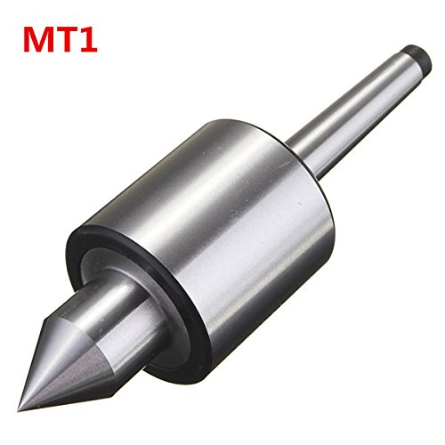 EsportsMJJ MT1/MT2/MT3 Live Center Morse Taper CNC draaibank gereedschap, 1#, 1