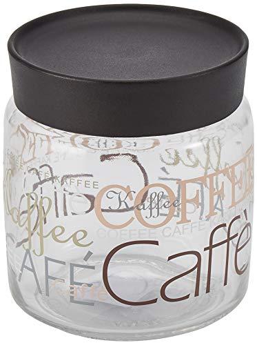 Bormioli Giara Barattolo per Caffe, Transparente, 0.75 cl
