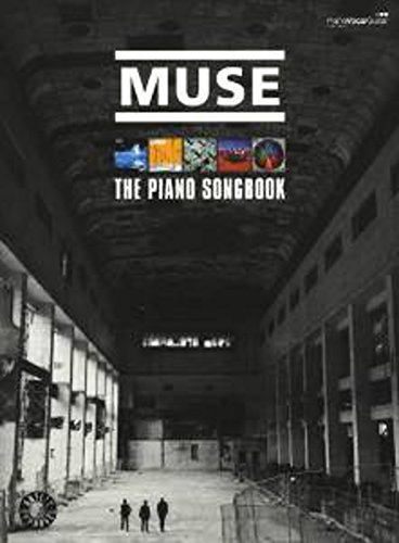 Muse: Piano Songbook. Partitions pour Piano, Chant et Guitare