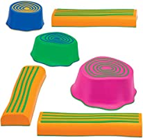 Save 16% on Edx Education Step-A-Trail 6 Piece Obstacle Course For Kids