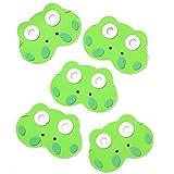 Song Masks - Five Little Speckled Frogs