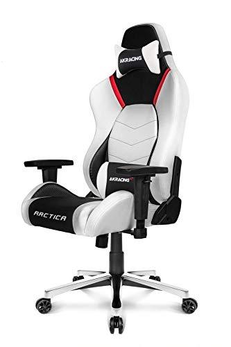 AKRacing Masters Series Premium Gaming-Stuhl Arctica