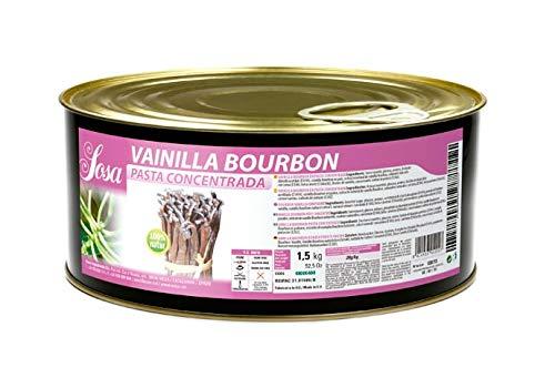 Sosa Pasta Vainilla Bourbon 1.5 Kg