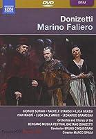 ドニゼッティ:歌劇《マリーノ・ファリエロ》[DVD, 2枚組]