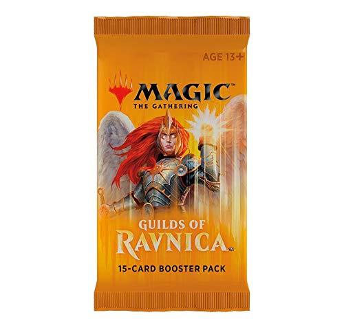 Magic The Gathering MTG-GRN-BD-EN Guilds of Ravnica paquete de refuerzo (surtido)