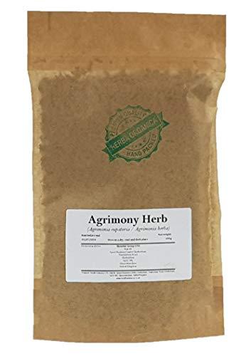 Odermennig Kraut (Agrimonia Eupatoria L) / Agrimony Herb # Herba Organica # Gewöhnliche Odermennig, Ackerkraut, Kleiner Odermennig (100g)