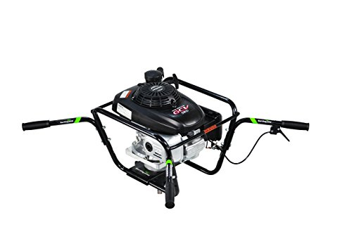 EARTHQUAKE 9800H 2-Person Earth Auger Powerhead with 160cc 4-Cycle, Black