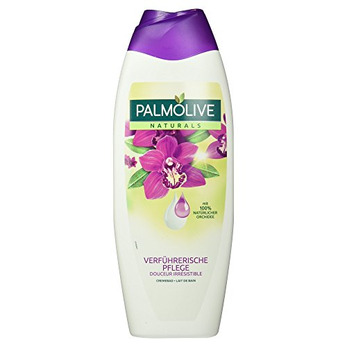 Colgate-Palmolive Bad Wilde Orchidee und Feuchtigkeitsmilch, 650 ml