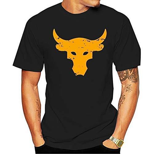 Brahma Bull T Shirt The Rock Project Gym