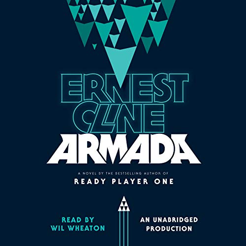 Armada Audiobook By Ernest Cline cover art