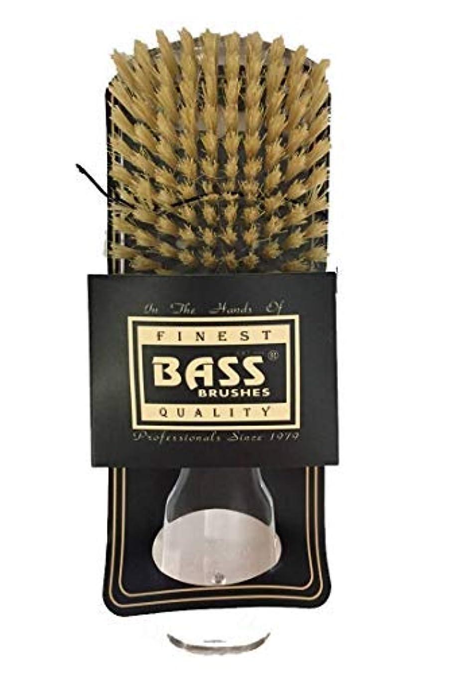 心理的再生可能噴火Brush - Classic Mens Club (Soft) 100% Soft Wild Boar Bristles Acrylic Handle (Assorted Handle Colors) [並行輸入品]
