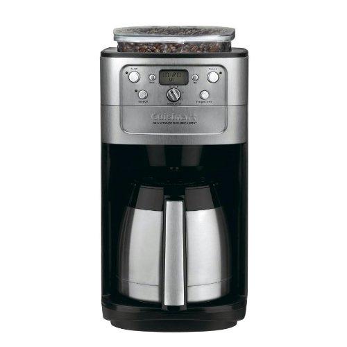 Cuisinart (クイジナート) ドリッパー ブリュー コーヒーメーカー 12カップ クイジナート オートマティック グラインド