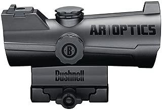 Bushnell Optics, Incinerate Red Dot Sight 1x25 MOA Circle, 2 MOA Hi-Rise Picatinny-Style Mount