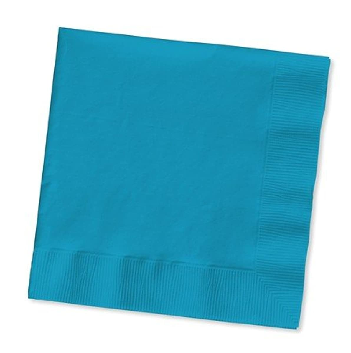 100 gorgeous Turquoise beverage/cocktail napkins for wedding/party/event, 2ply, disposable, 5