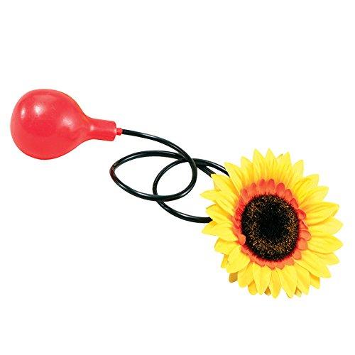 Bristol Novelty GJ308 waterpistool accessoire, geel/rood/zwart, uniseks volwassenen, eenheidsmaat