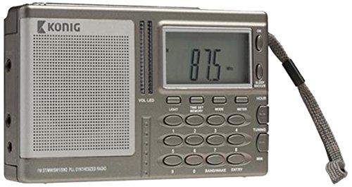 König HAV-PR31 - Radio (3,5 mm)