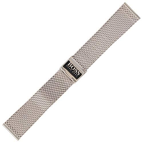 Hugo Boss Uhrenarmband 20 mm Edelstahl Rose - 659002574