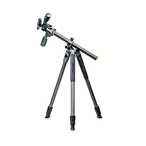 Vanguard Alta Pro 2+ 263AP Aluminum Tripod with Alta PH-32 Pan Head and Multi-Angle Center Column for Sony, Nikon, Canon DSLR Cameras