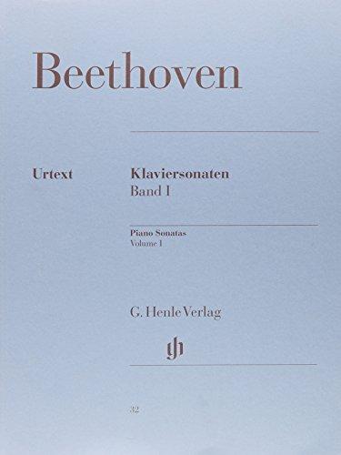 Piano Sonatas Volume I Beethoven