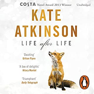 Life After Life                   By:                                                                                                                                 Kate Atkinson                               Narrated by:                                                                                                                                 Fenella Woolgar                      Length: 15 hrs and 28 mins     130 ratings     Overall 4.3