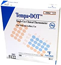 Best tempa dot single use thermometer Reviews
