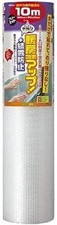 ニトムズ 窓ガラス 断熱シ-ト フォ-ム 10M 水で貼れる 結露防止 幅90cm×長さ10m 1枚入 E1534