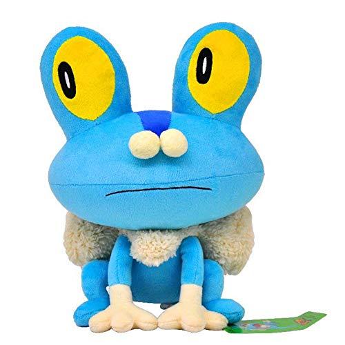 nanyin Pokemon Froakie Eevee Peluches 27Cm, Peluches De Peluche para Niños