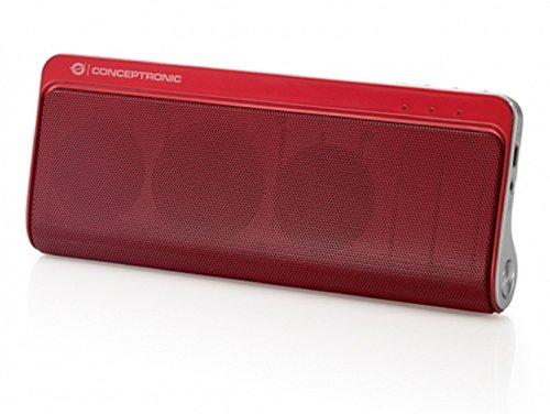Conceptronic Altavoz inalámbrico de Audio bidireccional Altavoces portátiles (De 2 vías, 2,5...
