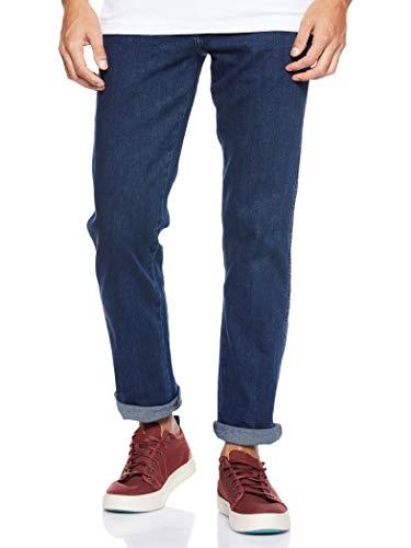 Wrangler Arizona, Jeans Straight Uomo, Blu (Blue), W36/L36