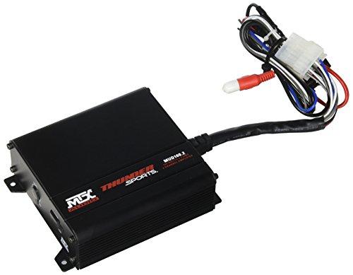 MTX Audio MUD100.2 Mud Series Amplifier