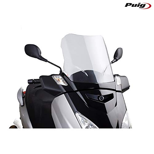 par-Brise PUIG V-Tech Line Touring Yamaha X-Max 125 05'-09' Transparent
