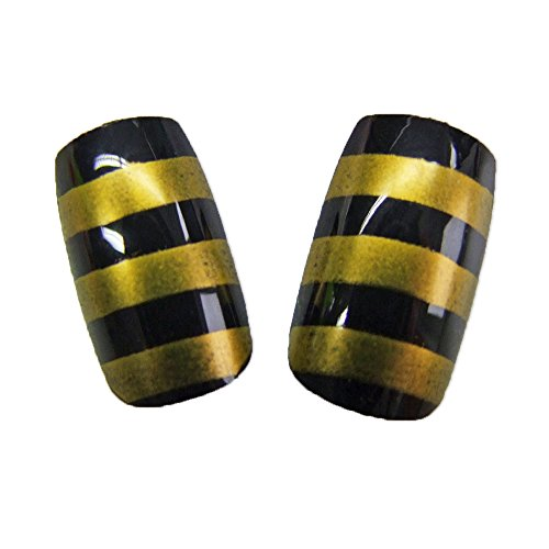 Faux Ongles Abeille