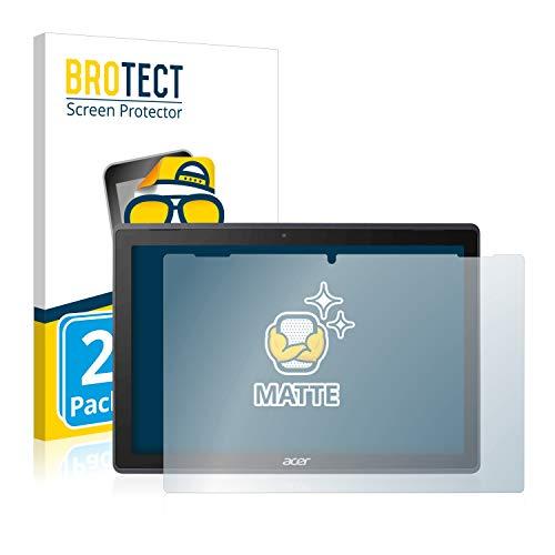 BROTECT 2X Entspiegelungs-Schutzfolie kompatibel mit Acer Switch 3 Bildschirmschutz-Folie Matt, Anti-Reflex, Anti-Fingerprint