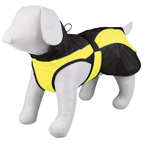 Trixie Safety Coat L 62 cm Noir / Jaune
