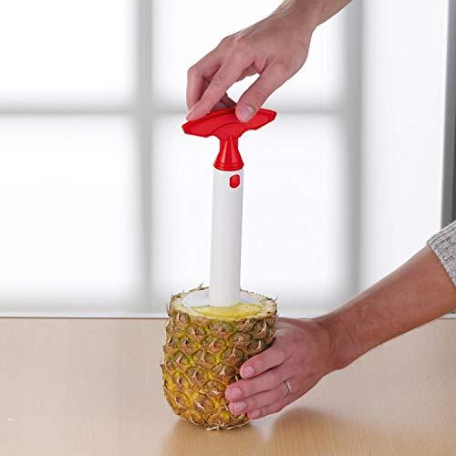 Taglia Ananas in plastica, 24cm