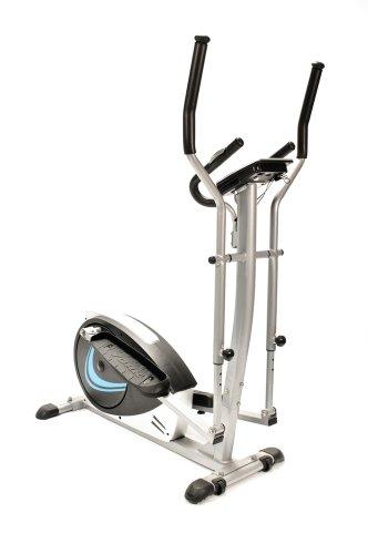 York Fitness Crosstrainer Anniversary X201, schwarz/silber