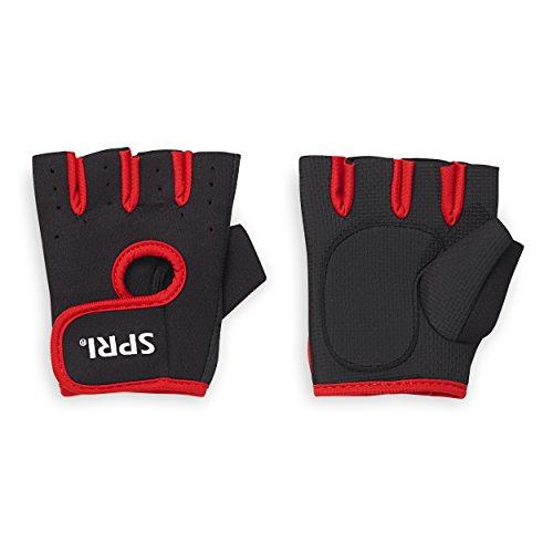spri workout gloves SPRI Women's Fitness Gloves